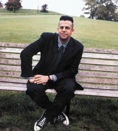Photo of Simon Singh