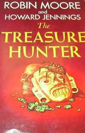 The  Treasure Hunter by Moore, Robin