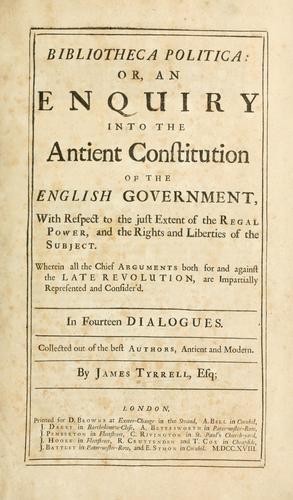 Bibliotheca politica