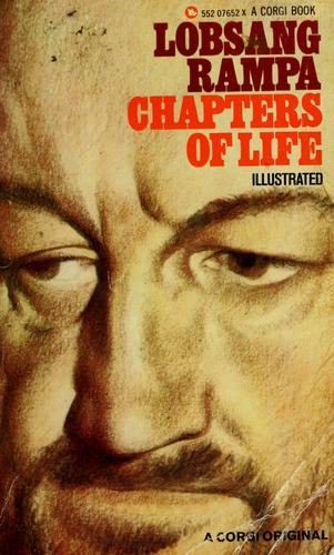 Chapters of life by T. Lobsang Rampa