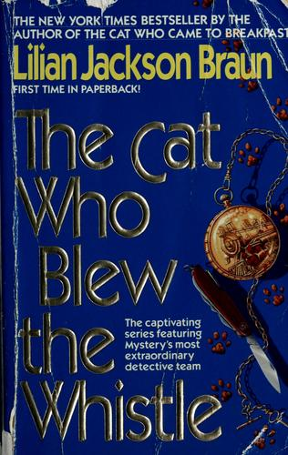 The cat who blew the whistle by Jean Little