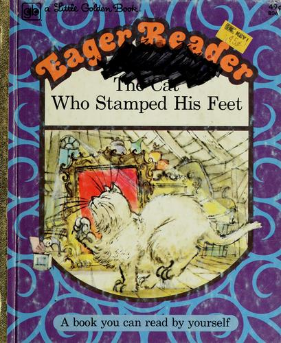 The cat who stamped his feet by Betty Ren Wright