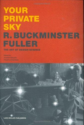 Your private sky by R. Buckminster Fuller