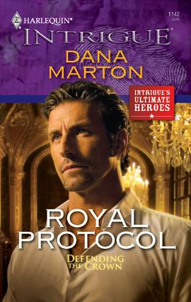 Royal Protocol by Dana Marton