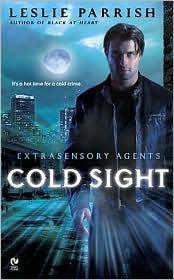 Cold Sight (Extrasensory Agents) by