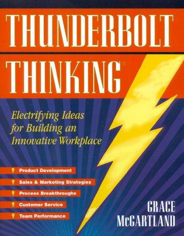 Thunderbolt thinking by Grace McGartland