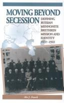 Moving Beyond Secession by Abe J. Dueck