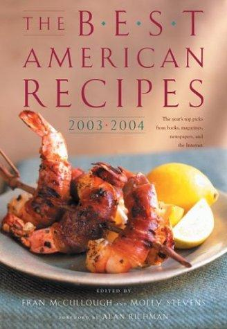 The best American recipes 2003-2004 by