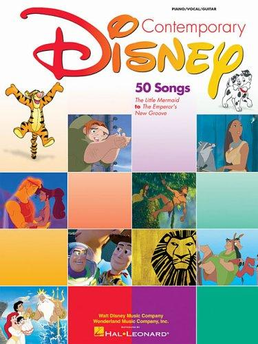 Contemporary Disney by Hal Leonard Corp.
