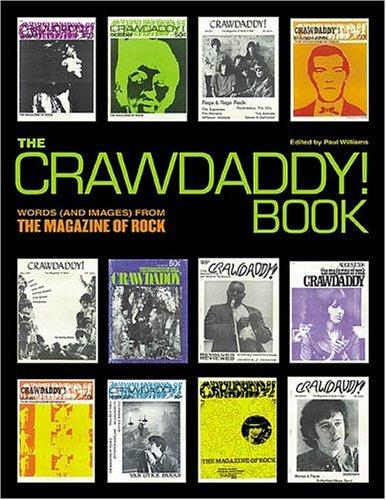 The Crawdaddy! Book by Paul Williams
