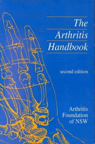 The Arthritis Handbook by Arthritis Foundation of New South Wales