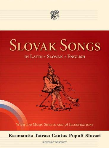 Slovak Songs in Latin, Slovak, English: Resonantia Tatrae by Ivan Reguli