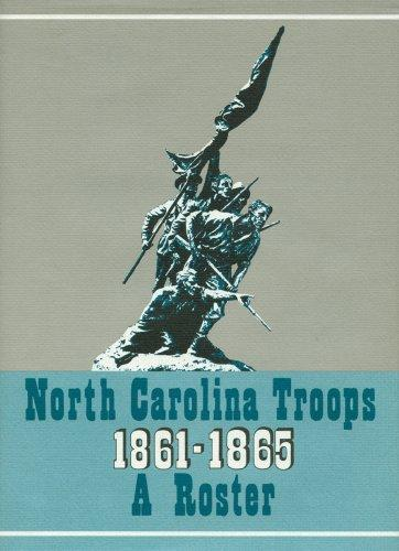 North Carolina Troops, 1861-1865: A Roster (Volume VII: Infantry, 22nd-26th Regiments) by L. Manarin