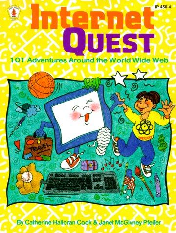 Internet Quest by Janet McGivney Pfeifer