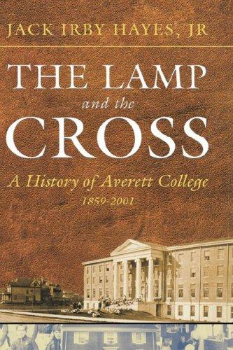 THE LAMP AND THE CROSS by Jack Hayes