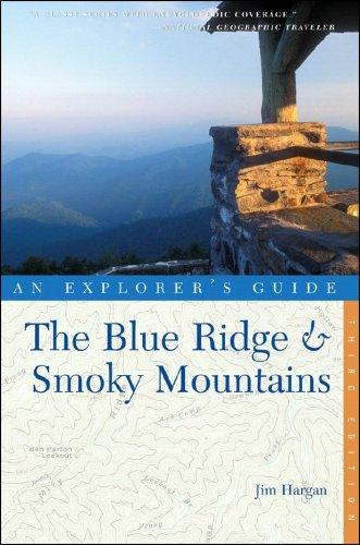 The Blue Ridge and Smoky Mountains
