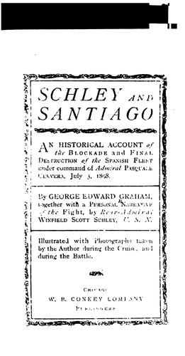 Schley and Santiago by Graham, George Edward