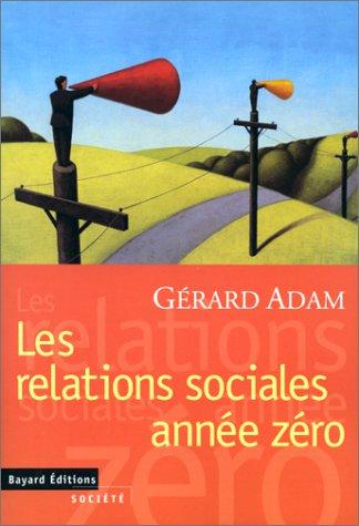 Relations sociales by Adam