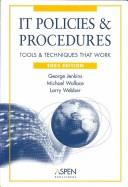 IT Policies and Procedures by George H. Jenkins