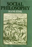 Social philosophy by Hans Fink